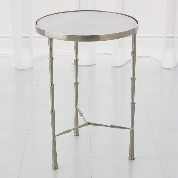Spike End Table By Studio A Home