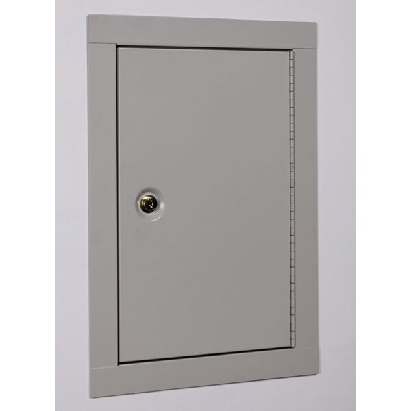 Key Lock Commercial Wall Safe by Stack-On
