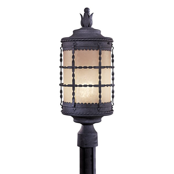 Mallorca Outdoor 1-Light Lantern Head by Minka Lavery