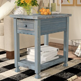 Compare prices Mangum End Table By Laurel Foundry Modern Farmhouse