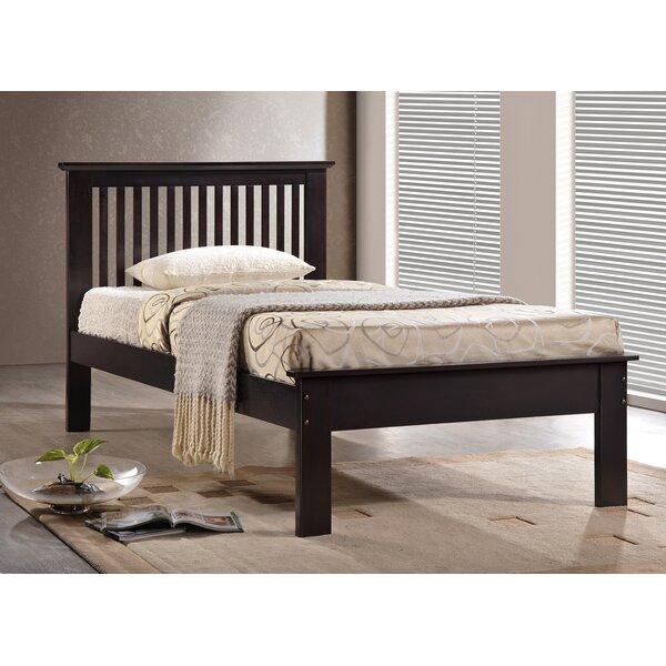 Auvergne Twin Slat Bed by Harriet Bee