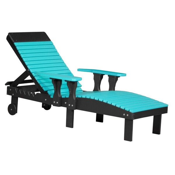 Dicie Recliner Patio Chair by Ebern Designs