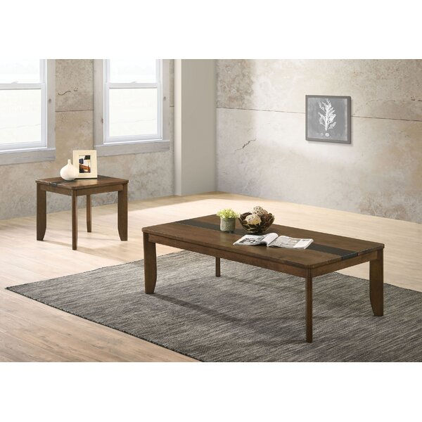 Talarico 2 Piece Coffee Table Set By Union Rustic