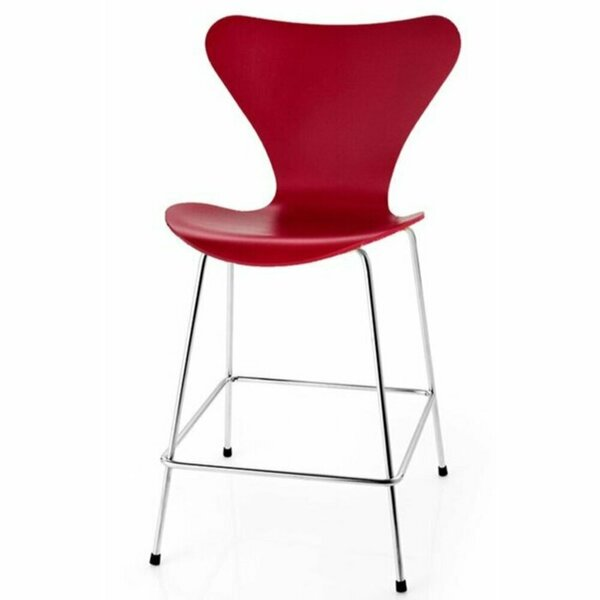 Perrins Counter Bar Stool (Set of 2) by Orren Ellis Orren Ellis