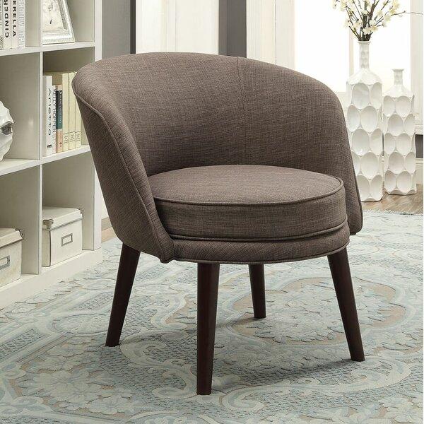 Avianna Barrel Chair by Corrigan Studio