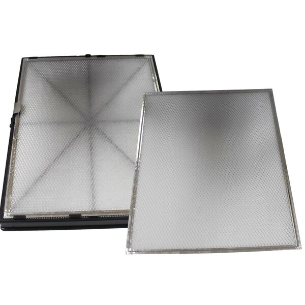 3 Piece Air Filter Set by Crucial