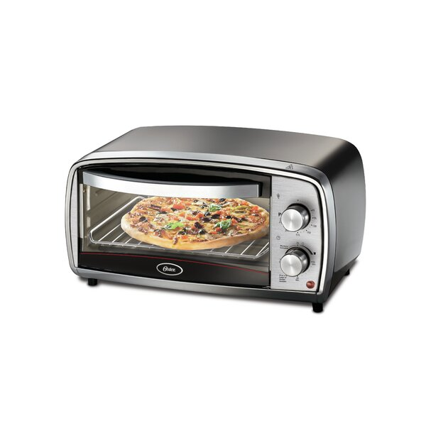 4-Slice Toaster Oven by Oster