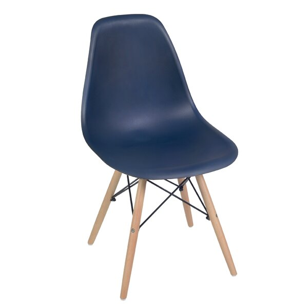 Haws Beachwood Armless Dining Chair by George Oliver