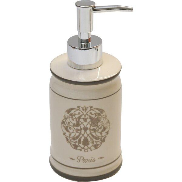 Paris Romance Bath Soap Dispenser by Evideco