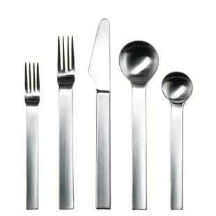 contemporary silverware sets  Modern Flatware Sets   AllModern