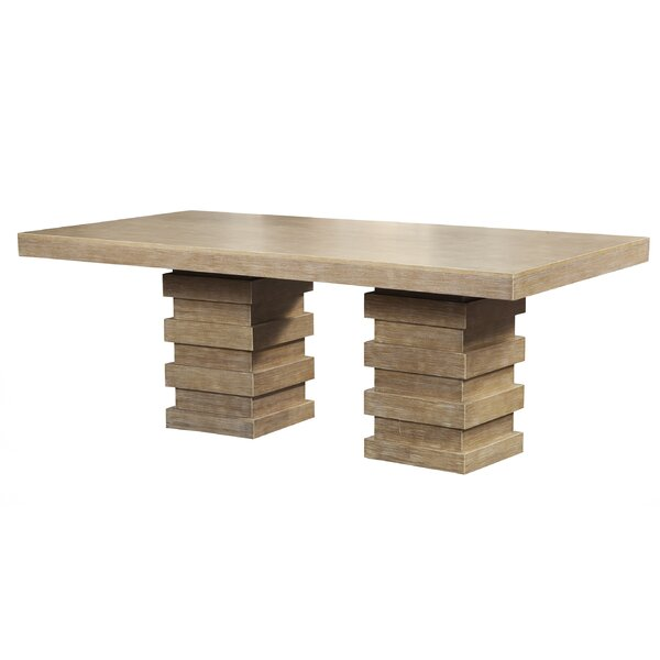 Richter Dining Table by Gracie Oaks