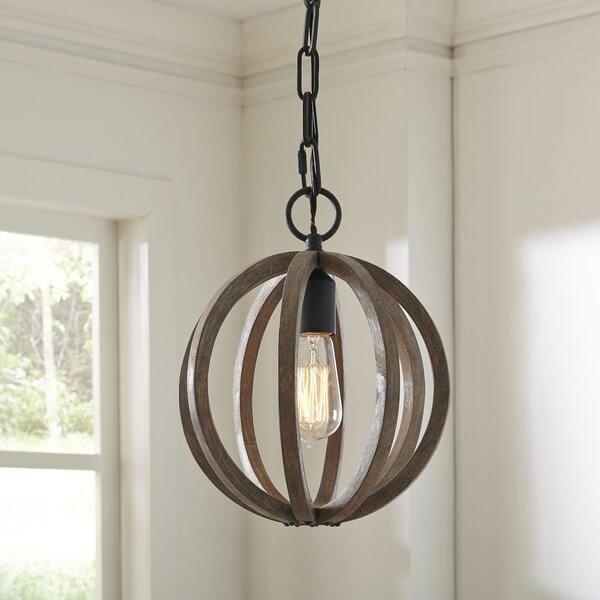 Circle Game Mini Pendant by Birch Lane Kids™