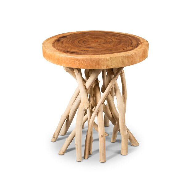 Anissa Wilcox End Table by Union Rustic
