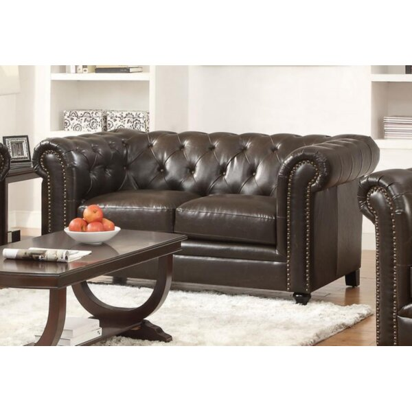 Desidéria Loveseat by Darby Home Co