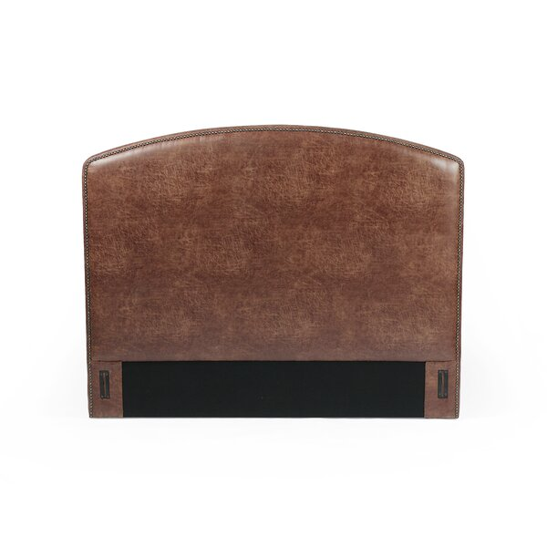 Khalil Upholstered Panel Headboard by Darby Home Co