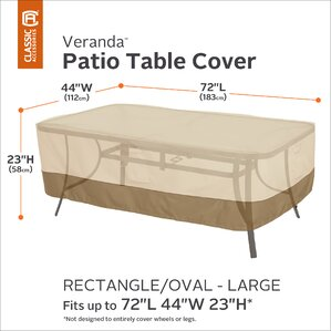 Table Cover With Click Close Straps