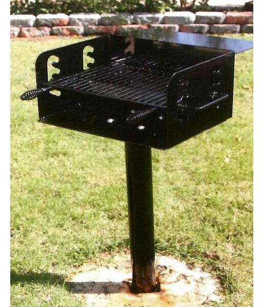 20 Economy Charcoal Grill by Kidstuff Playsystems, Inc.