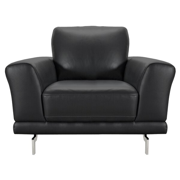 Randalholme Contemporary Armchair by Orren Ellis
