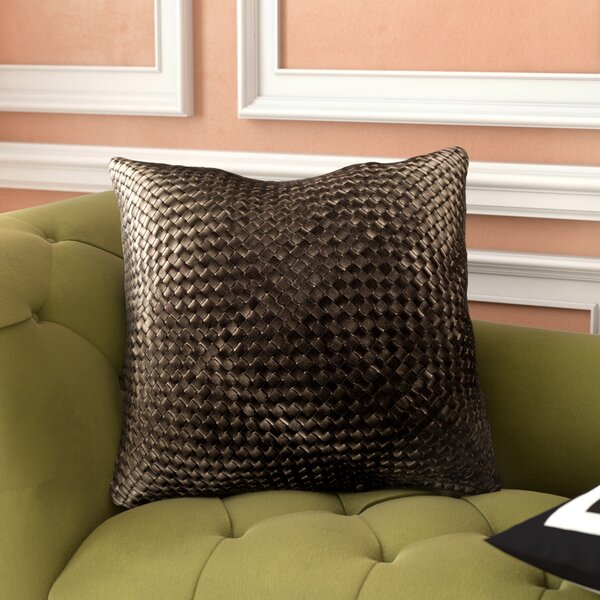 Sherlene Throw Pillow by Everly Quinn