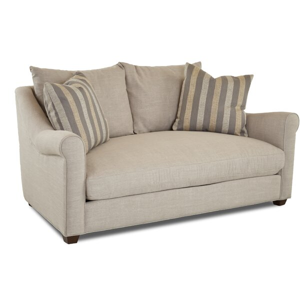 Kaitlynn Loveseat by Wayfair Custom Upholstery™