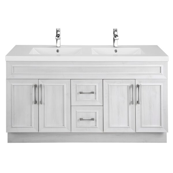 Classic 60 Double Bathroom Vanity Set by Cutler Kitchen & Bath