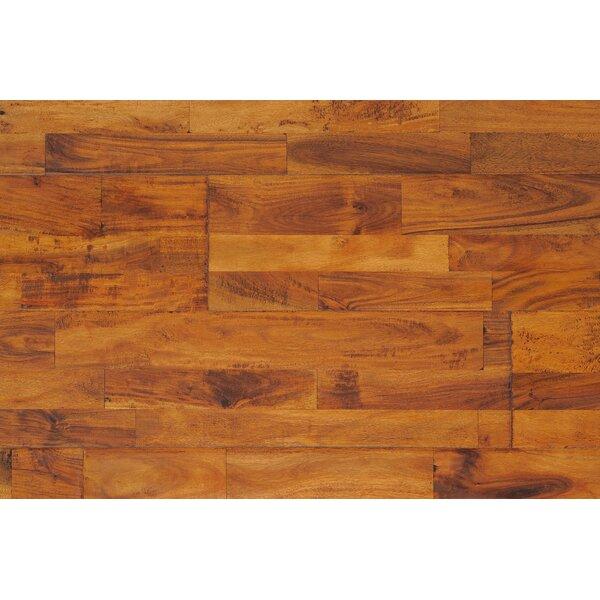 Dalton 7.88 Solid Acacia Hardwood Flooring in Prairie by Albero Valley