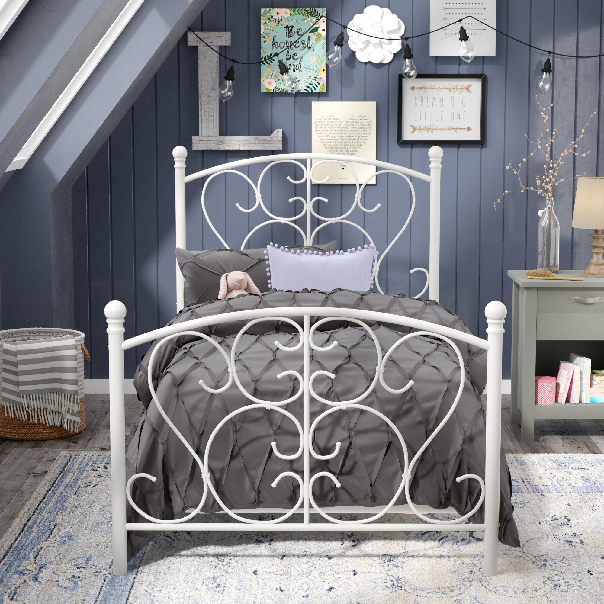 Girls Princess Beds Wayfair