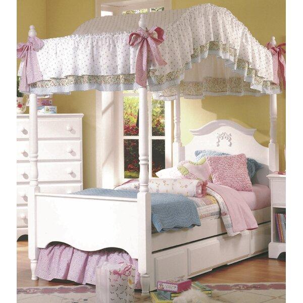 Sikorsky Princess Four Poster Bed by Grovelane Grovelane