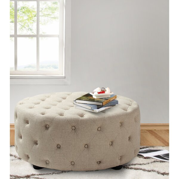 Yates Upholstered Bench by House of Hampton