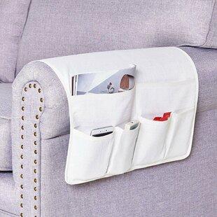 6 Pockets Armrest Holder Storage Organizer by subrtex