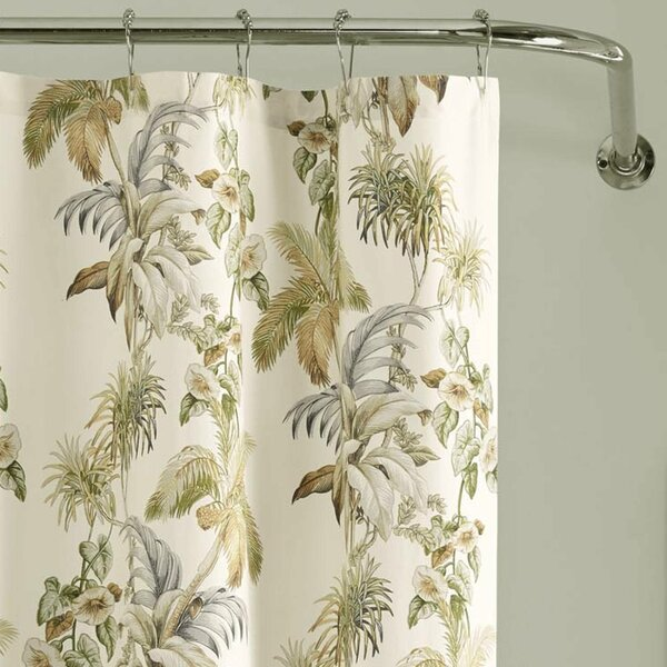 Nador Cotton Shower Curtain by Tommy Bahama Home
