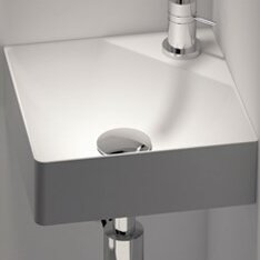 Purchase 11.81 Wall Mounted Bathroom Sink By Cantrio Koncepts