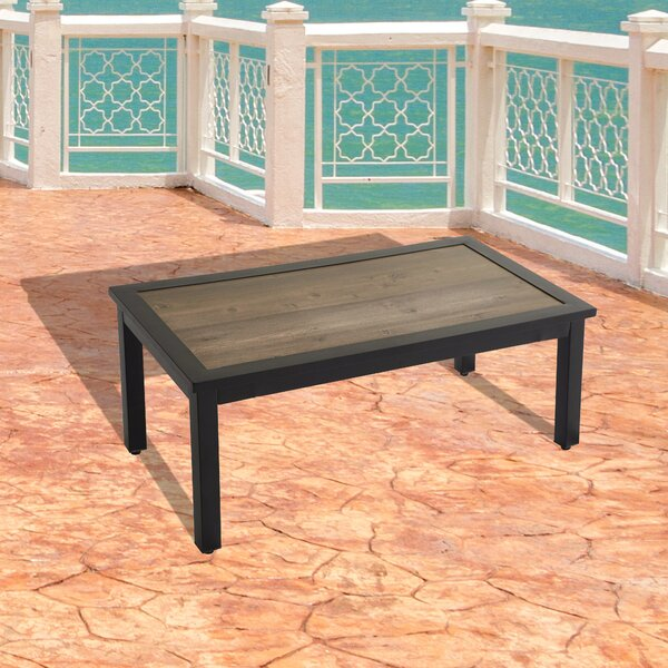 Arbour Metal Coffee Table by Red Barrel Studio