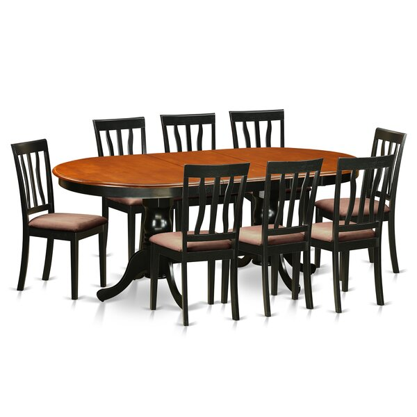 Germantown 9 Piece Dining Set By Darby Home Co