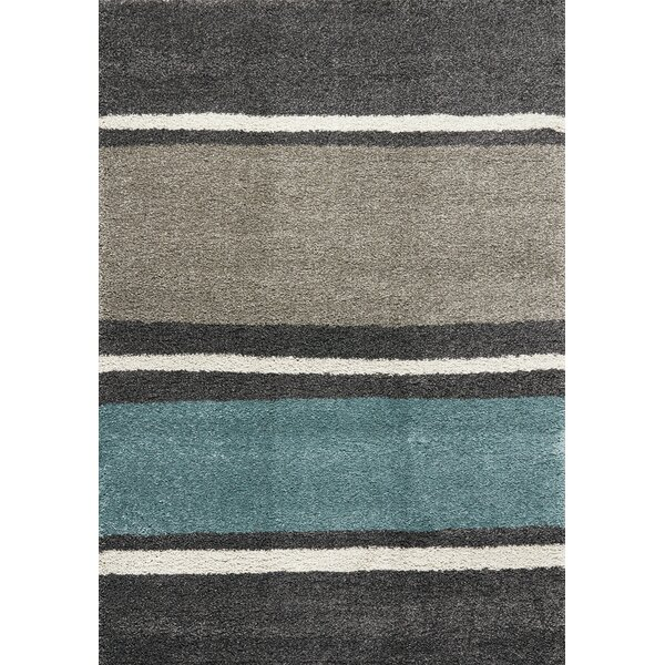 Lynnwood Lazy Stripes Area Rug by Red Barrel Studio