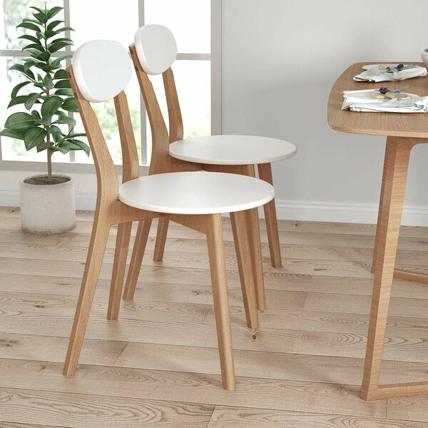 Breazeale Dining Chair (Set of 2) by Corrigan Studio