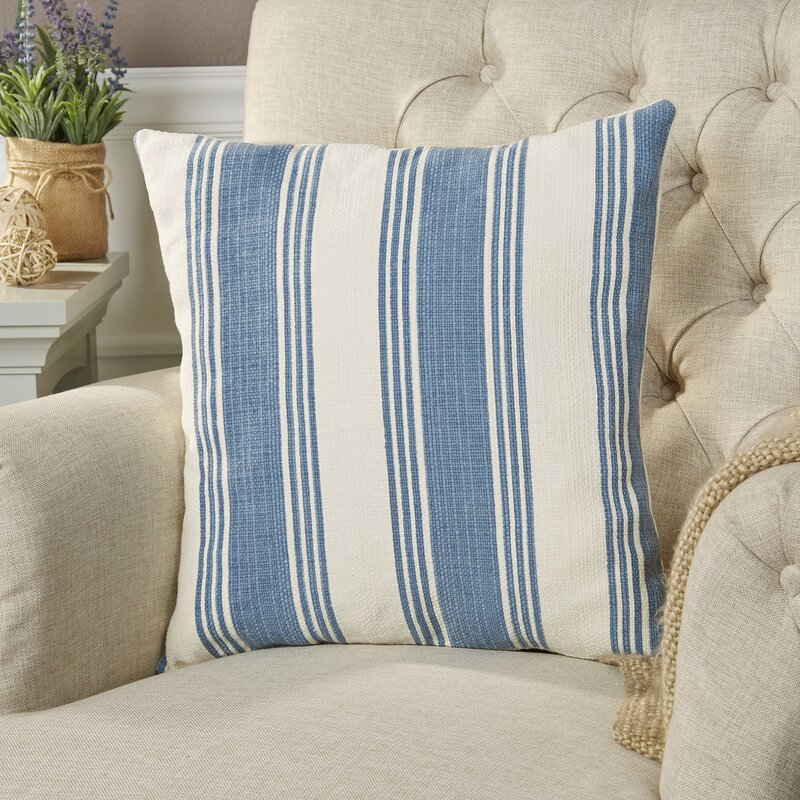 Elencourt Cotton Throw Pillow Cover & Reviews