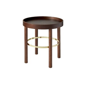 Nathan End Table by George Oliver