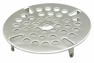 Replacement Strainer Plate for K-5 and K-15 Twist Handle Drains by Advance Tabco