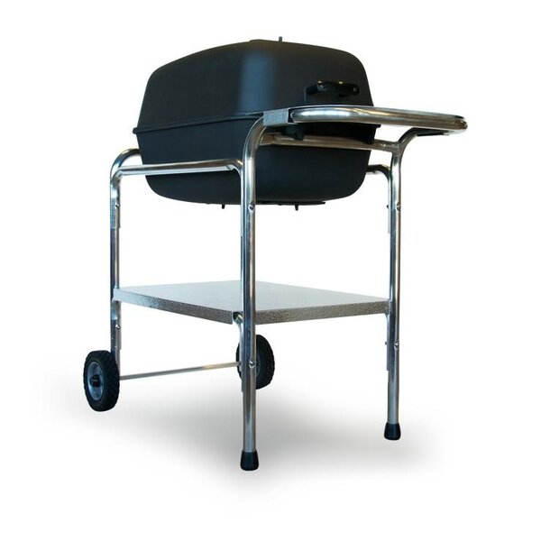 14 Charcoal Grill with Smoker by Portable Kitchen
