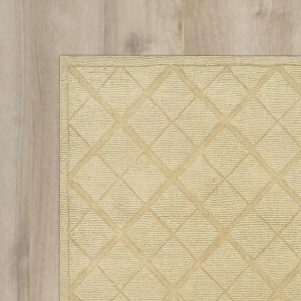 Argyle Hand-Loomed Hickory Area Rug by Martha Stewart Rugs