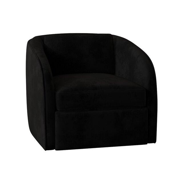 Turner Swivel Barrel Chair by Bernhardt