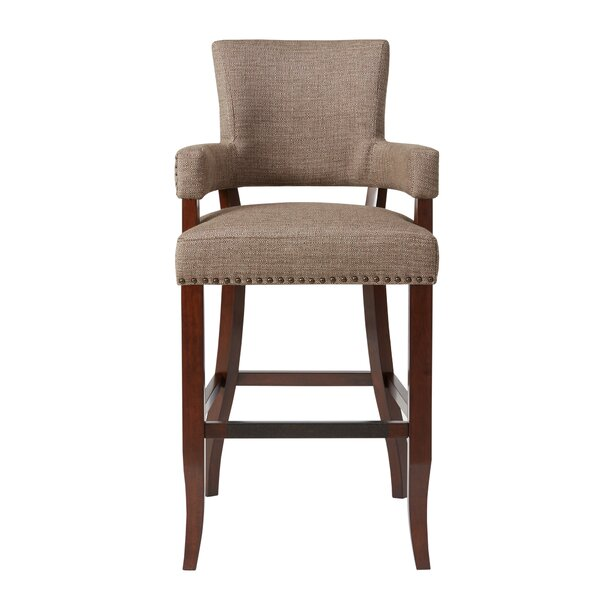 Gilberton Bar Stool by Darby Home CoGilberton Bar Stool by Darby Home Co