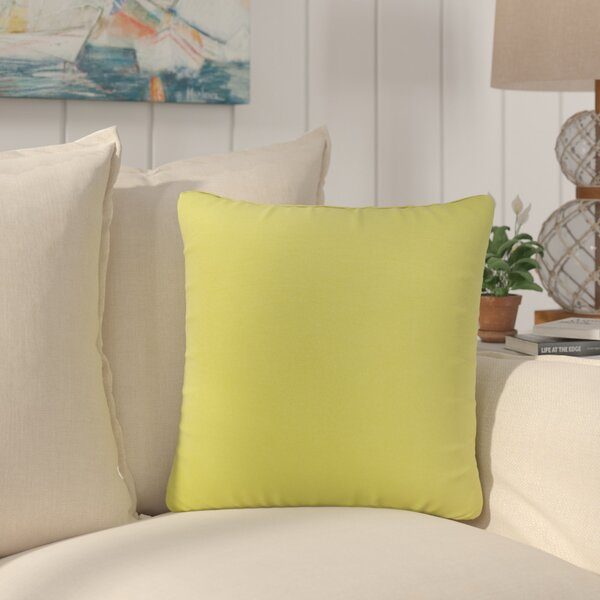 Parrish Green Indoor/Outdoor Throw Pillow (Set of 2) by Bay Isle Home