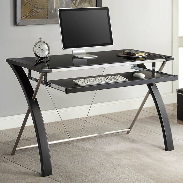 Halladay Zara Computer Desk by Ebern Designs