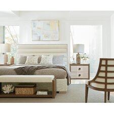 Gianna Upholstered Panel Bed by Bayou Breeze