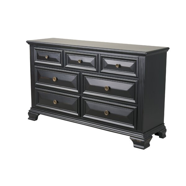 Petronella 7 Drawer Dresser by Darby Home Co