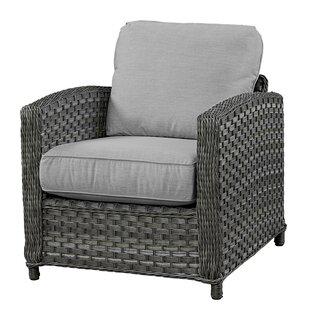 Arm Chair With Cushion