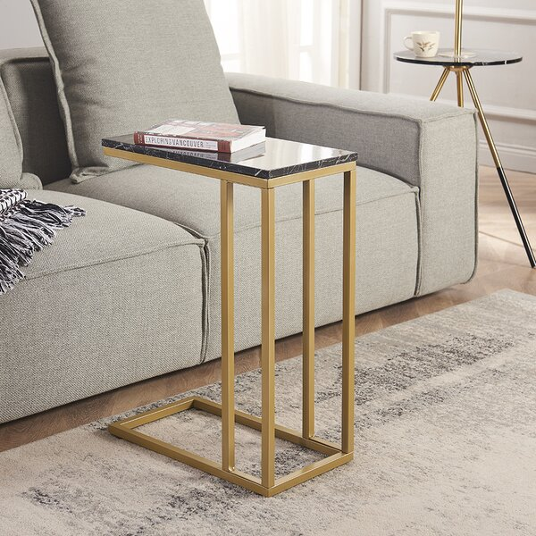 Delavan End Table By Everly Quinn