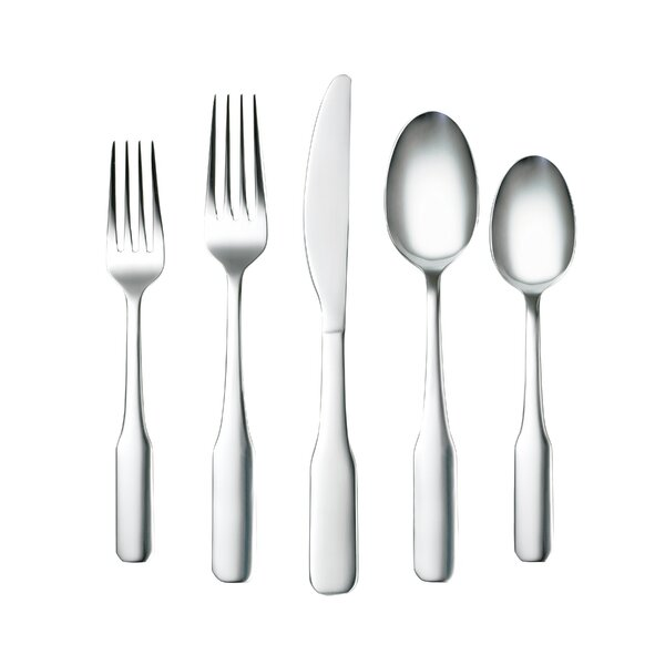 Coordinates Noah 20 Piece Flatware Set by Corelle